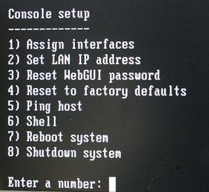 Freenas_console_menu